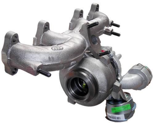 BKD Turbocharger
